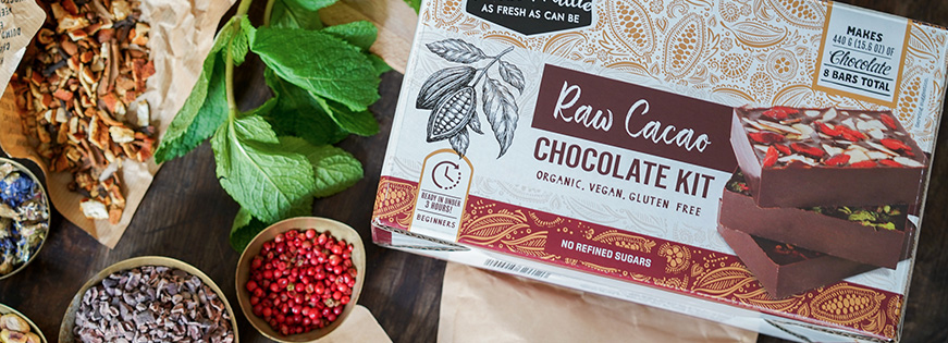 Cacao or Cocoa?
