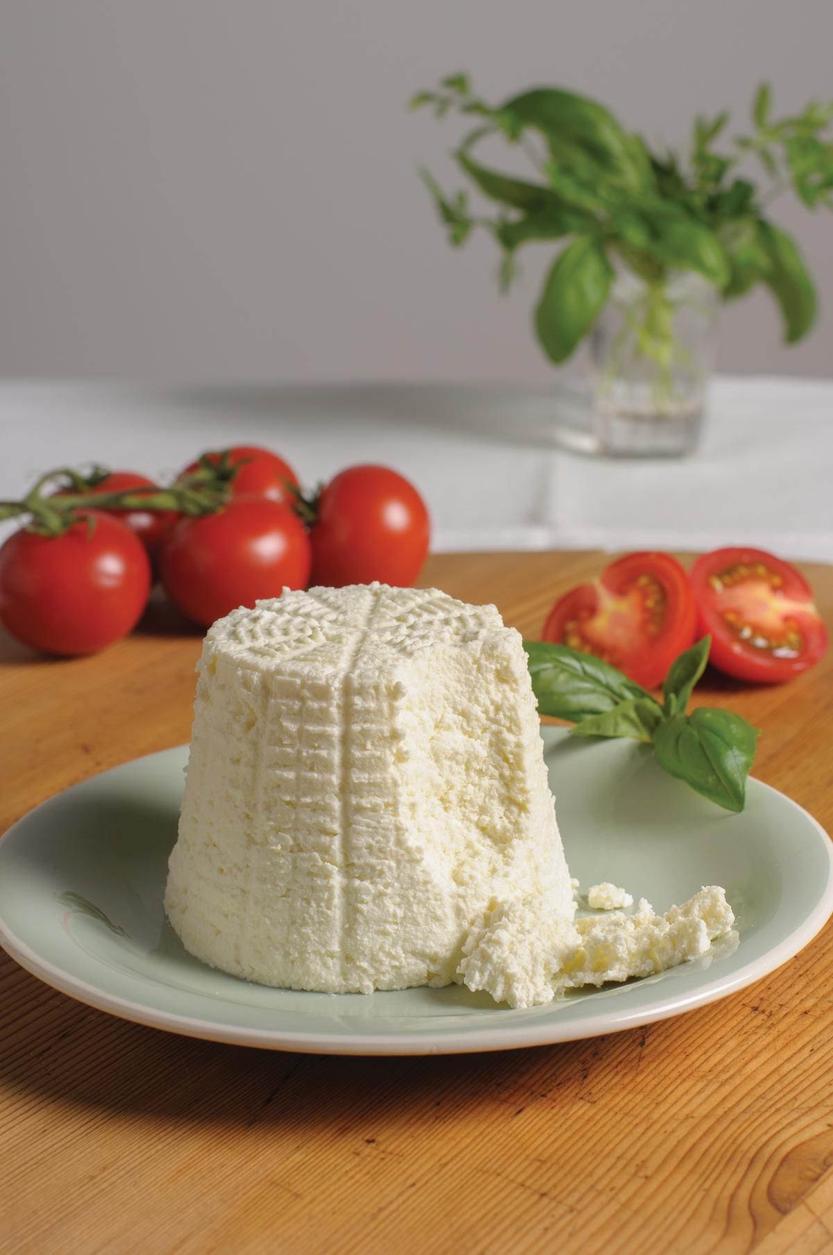 Beginners Italian Cheese Making Class