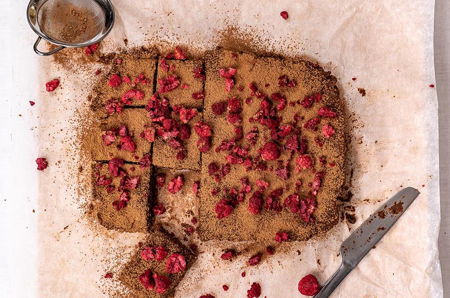 Mad Millie Raw Chocolate Brownie